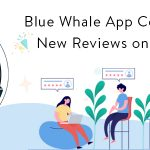 Blue Whale App Celebrates New Reviews on Clutch!