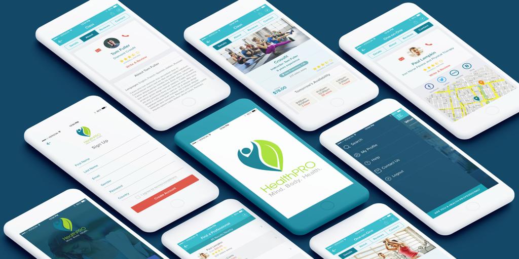 HealthPro App