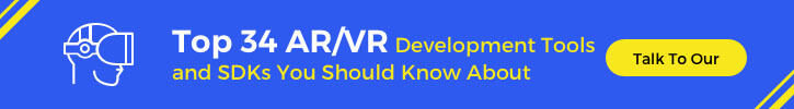 AR and VR Development Tools