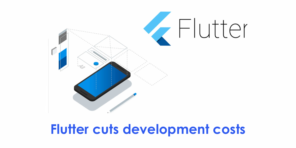 Flutter cuts App Development Costs