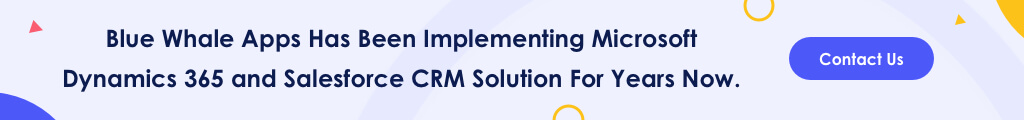 Contact Us For Salesforce and MS Dynamics CRM Integration