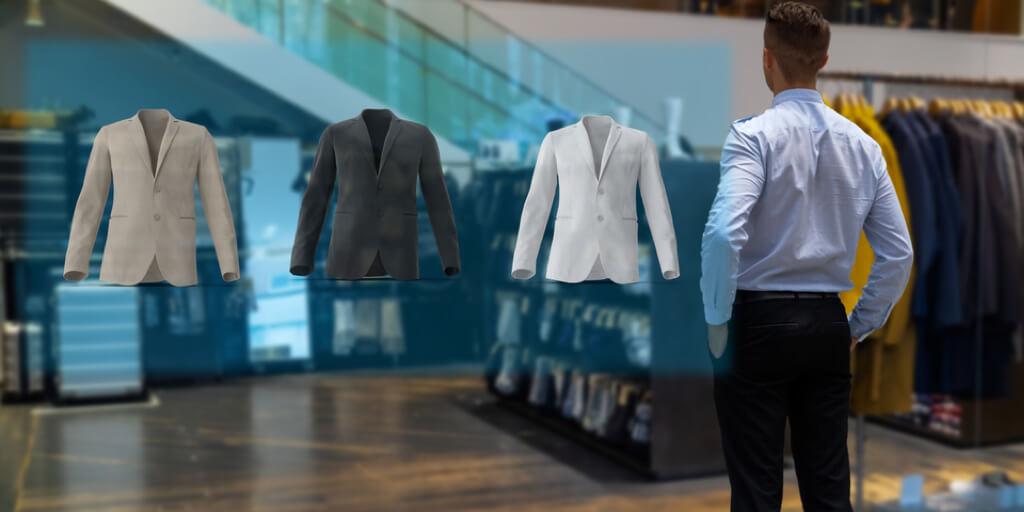 AR in Clothing